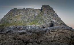 Gales do Sul da caverna de Paviland imagem de stock royalty free
