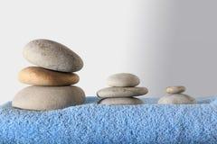 Galets del zen Imagen de archivo libre de regalías