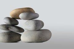 Galets del zen Fotos de archivo