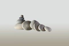 Galets del zen Imagenes de archivo