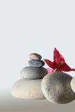 Galets del zen Imágenes de archivo libres de regalías