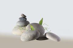 Galets del zen Fotos de archivo libres de regalías