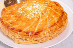 Galette des rois Royalty Free Stock Photography