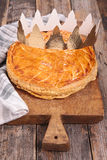 Galette des rois Royalty Free Stock Images