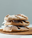 Galette pie Royalty Free Stock Images