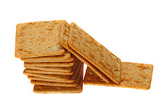 Galettes Stock Image