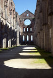 修道院galgano圣 免版税库存图片