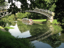 Galgen-Brücke GUC Lizenzfreie Stockbilder