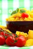 Galho delicioso dos tomates Imagens de Stock