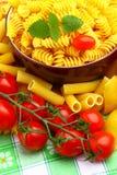 Galho delicioso dos tomates Fotografia de Stock