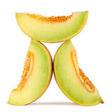 Galia honey melon II Stock Image