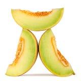 Galia honey melon II Stock Image