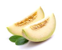 Galia melon Stock Images