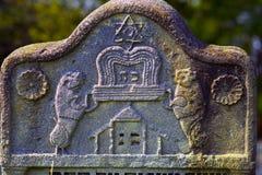 Galich, cementerio de Karaite de 18 siglos Imagen de archivo libre de regalías