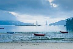 Galicia landmark Royalty Free Stock Photos