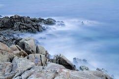 Galicia - Night Stock Image