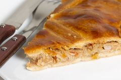 Galician Pie Royalty Free Stock Images