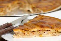 Galician Pie Stock Image