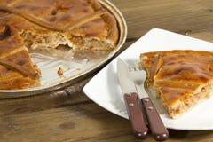 Galician Pie Royalty Free Stock Image