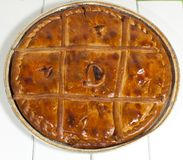 Galician pie Royalty Free Stock Photography