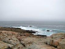 Galician seascape in Ferrol Stock Photos