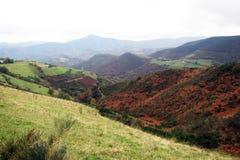 Galicisch landschap Royalty-vrije Stock Foto