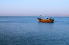 море galilee Стоковое Фото