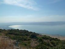 Galilee (4) Arkivfoto