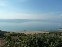 Galilee (2) Arkivfoton