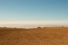 Galilee. North Israel . Agriculture fields . Landscape Of North Galilee In Early winter, Israel Royalty Free Stock Image