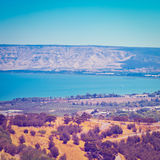 Galilee Sea Stock Photography