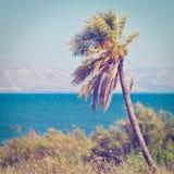 Galilee Sea Stock Photography