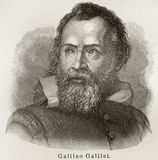 Galileo Galilei Immagine Stock