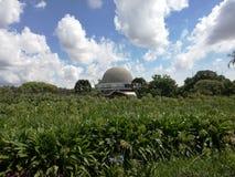Galileo Galilei Planetarium foto de archivo