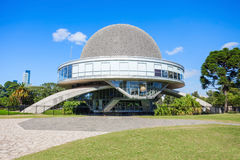 Galileo Galilei Planetarium royalty-vrije stock afbeeldingen