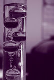 Galileo's thermometer Royalty Free Stock Photography