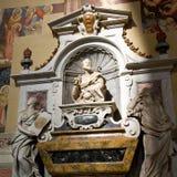 Galileo, Santa Croce, Florence royalty free stock photo