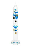 Galileo-thermometer Royalty Free Stock Images