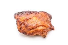 galinha grelhado e do assado imagem de stock