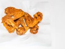 Galinha quente fritada Imagens de Stock Royalty Free