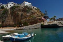 Galinihaven van Agia Royalty-vrije Stock Fotografie