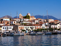 Galixidi, Greece Royalty Free Stock Photography