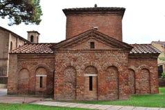 Galla Placidia Mausoleum Royalty Free Stock Photos