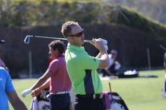 Gallagher a golf aperto, Marbella di Andalusia Immagini Stock Libere da Diritti