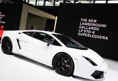 Gallardo de Lamborghini Imagen de archivo libre de regalías