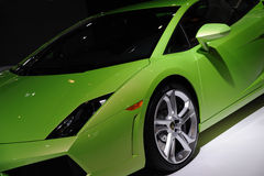Gallardo lp 550-2 de l'Italie Lamborghini Image stock