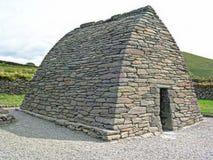 Gallarus krasomówstwo, Dingle półwysep, okręg administracyjny Kerry, Irlandia obrazy stock