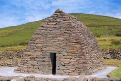 Gallarus Oratory Stock Photo