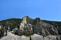 Gallatin Ridge Lizenzfreies Stockbild