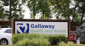 Gallawaygezondheid en Rehab, Gallaway, Tennessee Stock Afbeeldingen